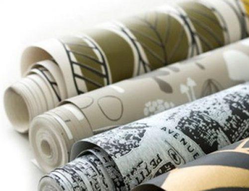 Guía para la instalación del papel pintado