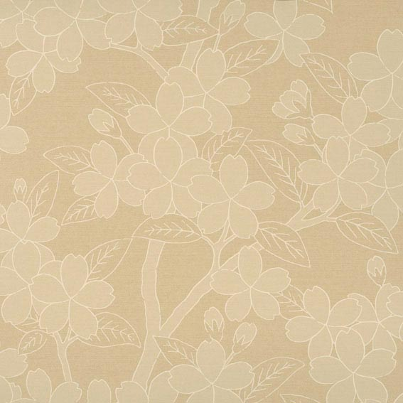 Papel pintado little greene camelia tussah for Papel pintado oriental