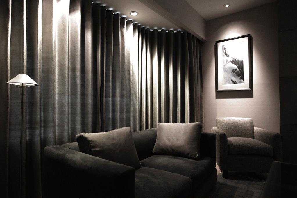 Como oscurecer una habitaci n blog - Cortinas para la habitacion ...