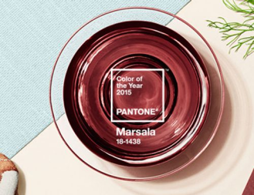 Color Pantone 2015 – Marsala
