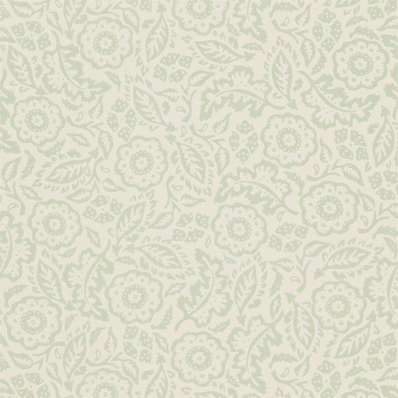 Papel pintado sanderson floral damask demb213620 - Sanderson papel pintado ...