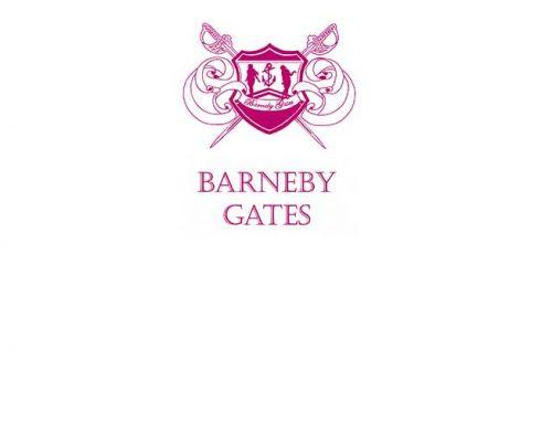 Fabricantes de referencia… Barneby Gates