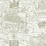 LONDON MAP T6008