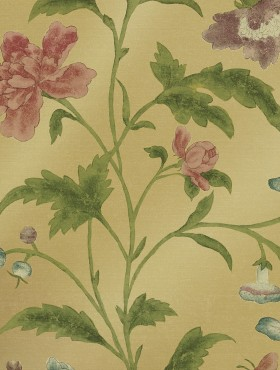 CHINA ROSE - EMERALD LUSTRE