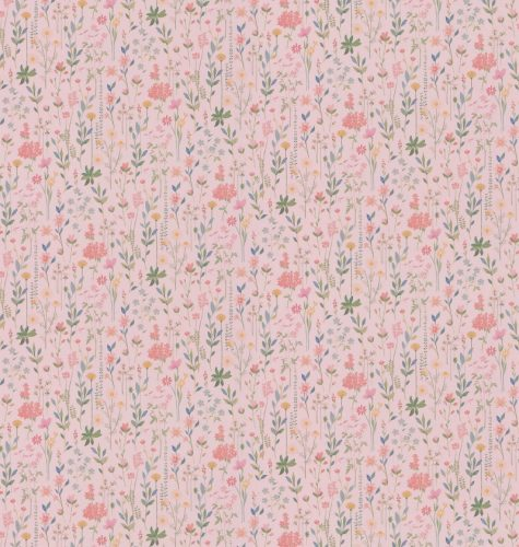 3900011 Field of Flowers Pink