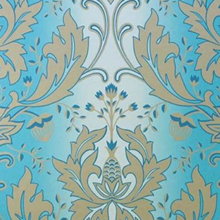 Viceroy Turquoise-Gold W6954-03