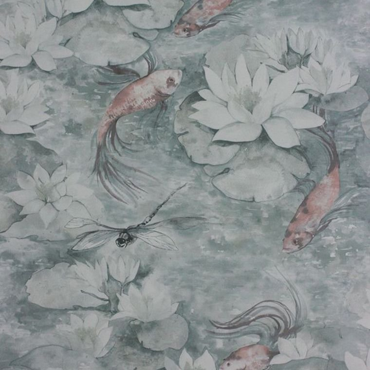 Water Lily Seawater W7148-03