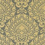 Annette Metallic Gold-Smoke AT34109