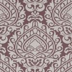 Annette Metallic Silver-Plum AT34110