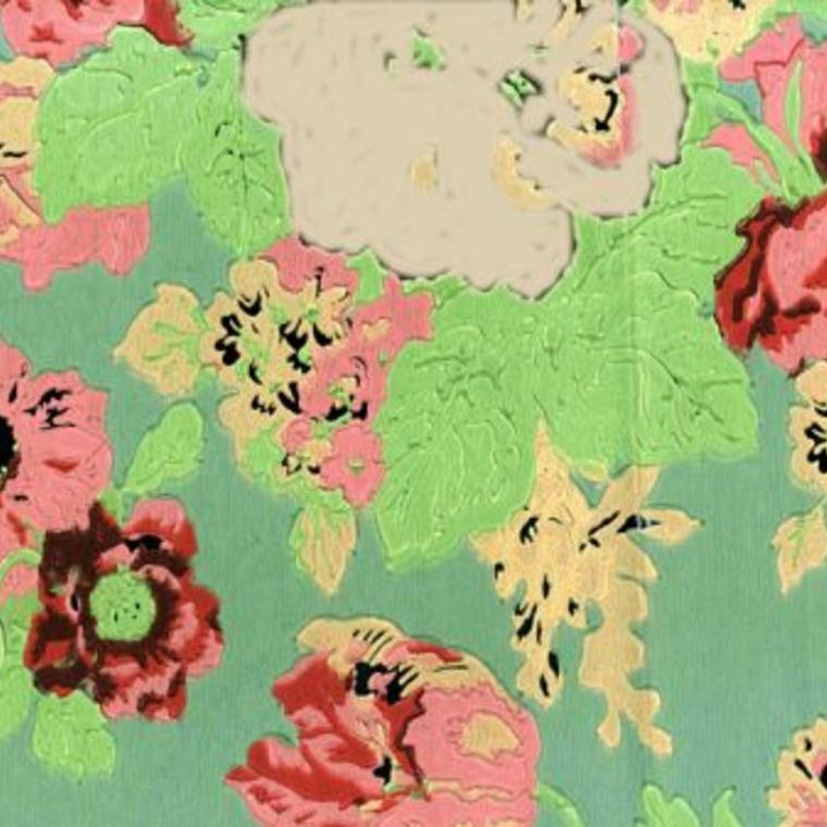 Bouquet Turquoise BOUNW073