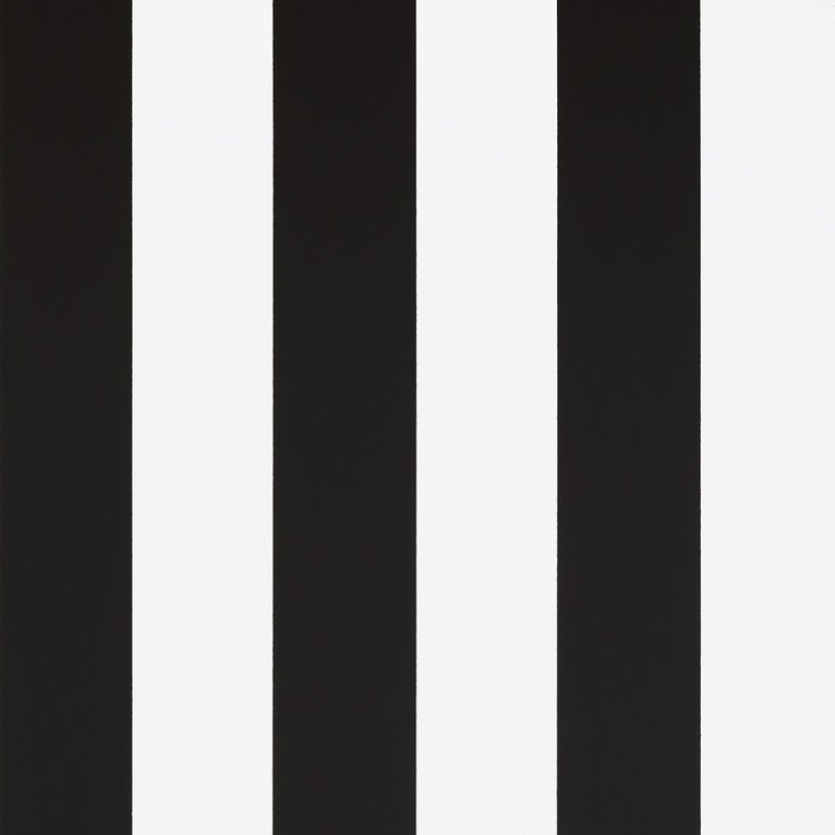 Elliott Stripe Black-White AT1429