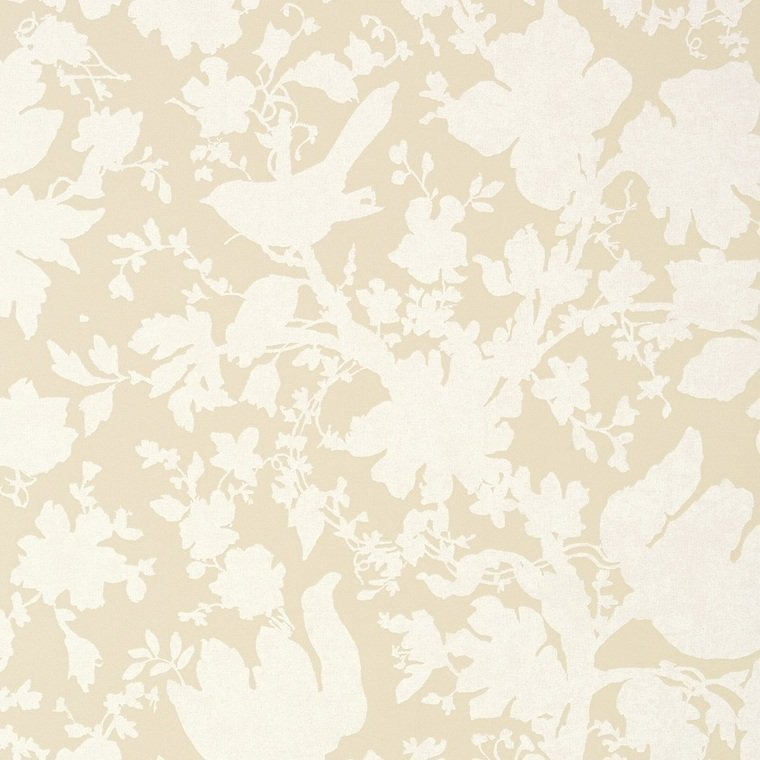 Garden Silhouette Light Beige AT6039