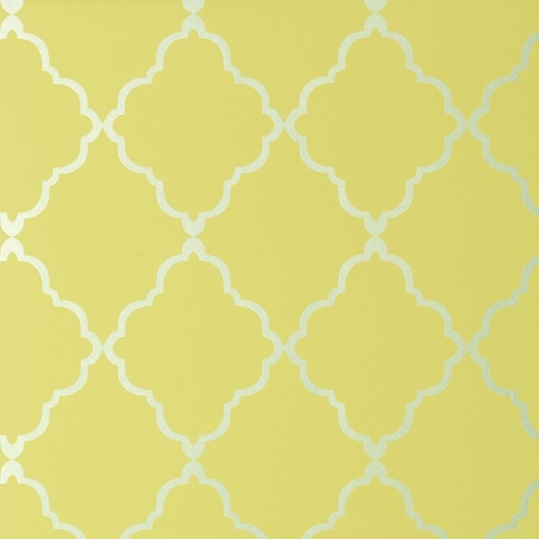 Klein Trellis Citron AT6056