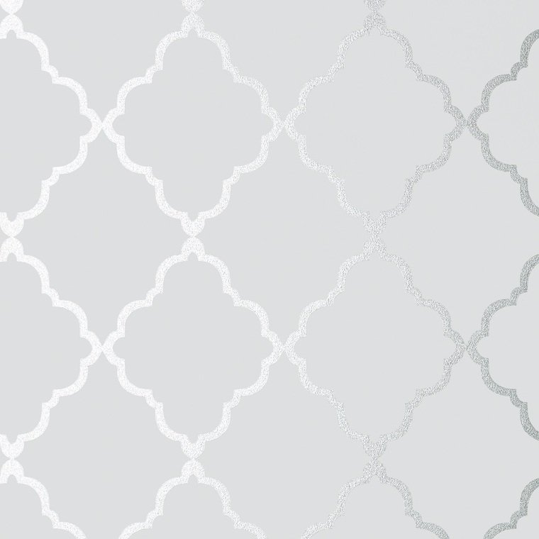 Klein Trellis Silver-Grey AT6057