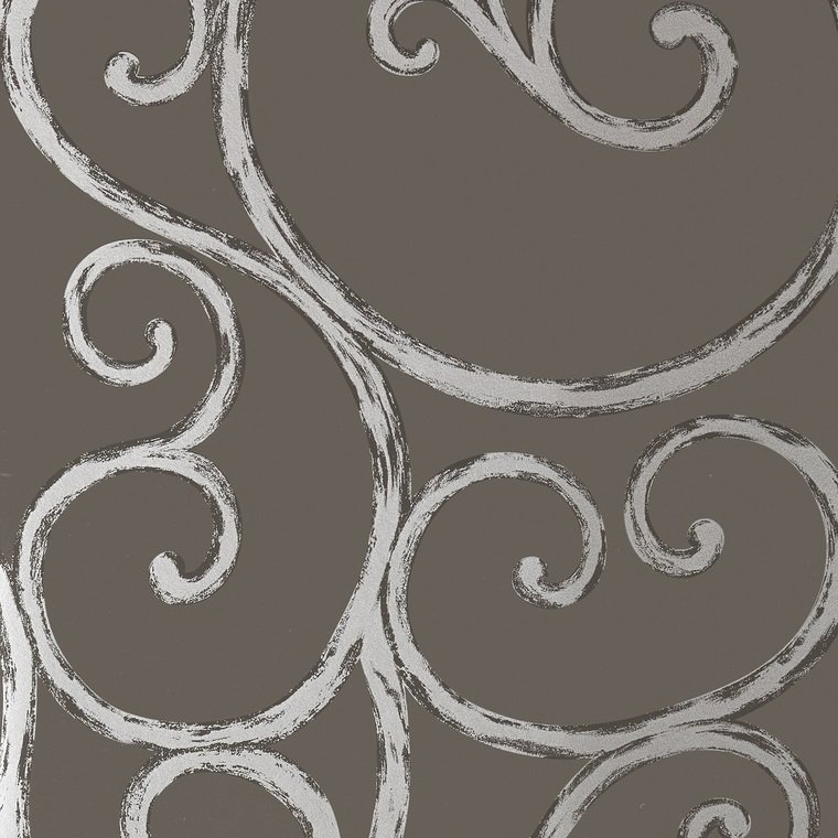 Palace Gate Silver-Charcoal AT6052