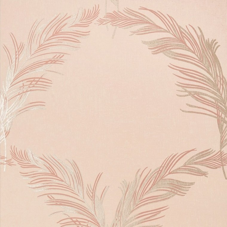 Plumes Metallic-Blush AT7924