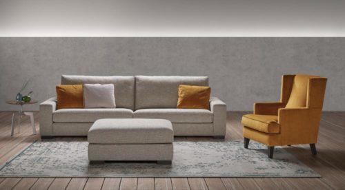 sofa moderno oviedo